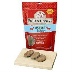 Stella Chewy S Stella & Chewy's Raw Freeze-Dried Dog Lamb 16 oz