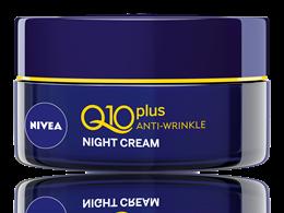 NIVEA Q10 Plus Anti Wrinkle Night Face Cream