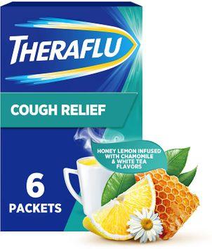 Theraflu Cough Relief - Hot Liquid Powder