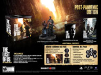 Naughty Dog The Last of Us Post-Pandemic Edition