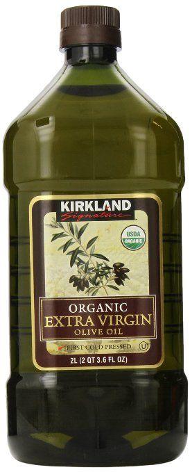 Kirkland Extra Virgin Olive Oil