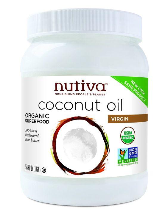 Slide: Nutiva Coconut Oil