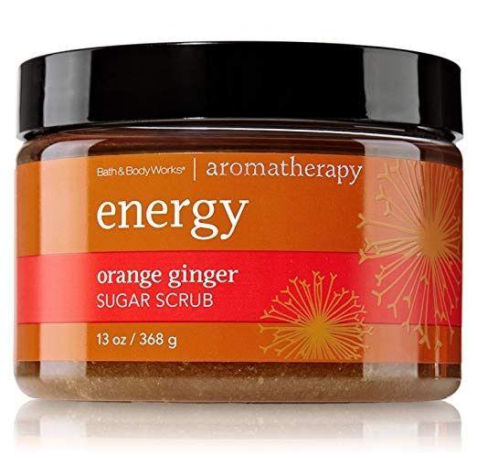 Bath Body Works Aromatherapy Energy Orange Ginger Sugar Scrub Reviews 2021
