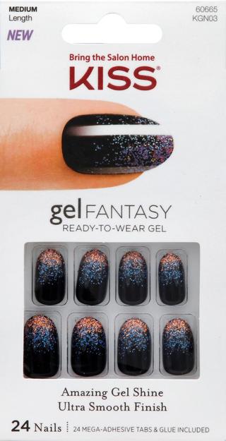 Kiss Gel Fantasy Nails -  Kiss NAIL PRODUCTS, INC.