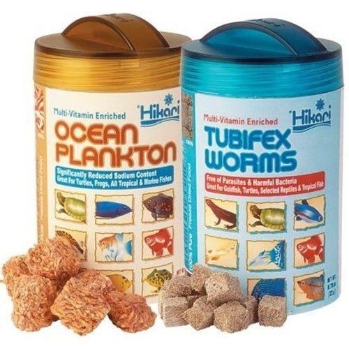 Hikari Krill Fish Food Size: 3.53 Ounces