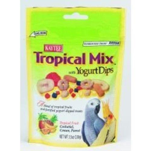 Kaytee Forti-Diet Yogurt Bird Tropical Dips 3.5oz