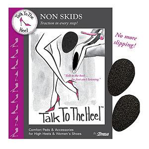Braza Talk to the Heel Non Skids