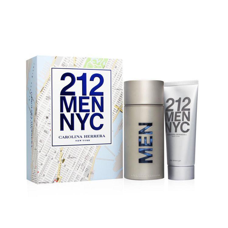 212 NYC Men by Carolina Herrera for Men