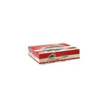 Apex Fitness Apex Iced Peanut Butter Brownie Delight - Box 12