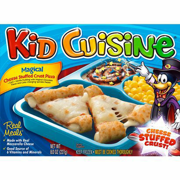 Kid Cuisine 8-oz. Cheese Pizza