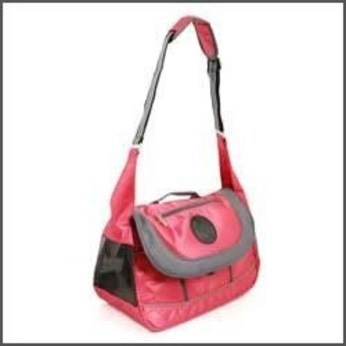 """Sherpa Sport Sack Pet Dog Ferret Purse Carrier Tote Kitten Small Pink small - 15"""" X 7.25"""" X 9.5"""" Pets up to 8 Pounds"""