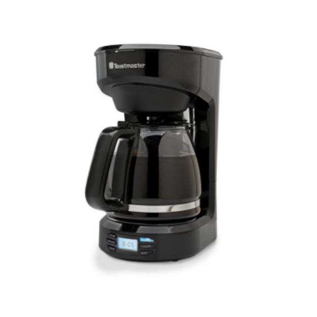 DOLLAR GENERAL Toastmaster Deluxe Digital Coffeemaker - 12 Cups