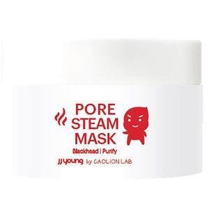 Lot 2 Jj Young Pore Steam Cleanser & Pore Steam Mask 1.76 & 3.38 Fl Oz