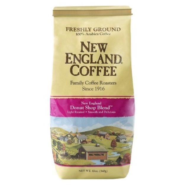 New England Coffee New England Donut Shop 11oz