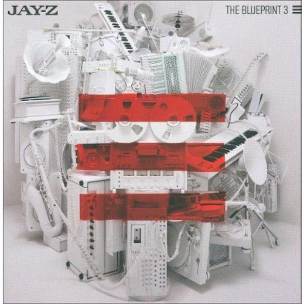 Roc Nation Jay-Z - The Blueprint 3 [Clean]