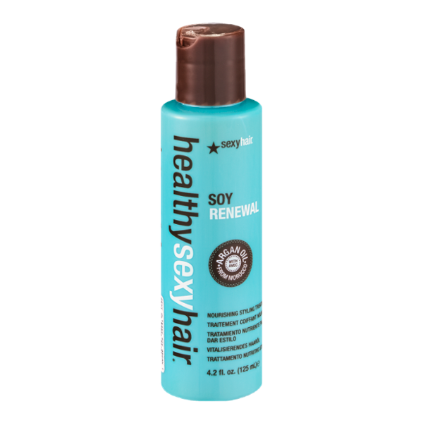 Healthy Sexy Hair Soy Renewal Styling Treatment Nourishing