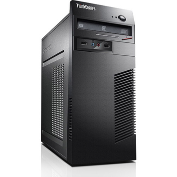 Lenovo ThinkCentre M73 Mini Tower Desktop PC with Intel i5-4570 Processor, 4GB Memory, 500GB Hard Drive and Windows 7 Professional (Monitor Not Included)