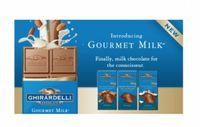 Ghirardelli Gourmet 3 Milk Bar