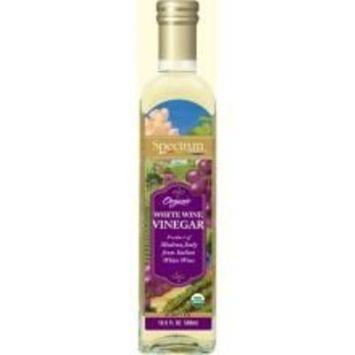 Spectrum Naturals Organic White Wine Vinegar, 1.32 Gallon -- 2 per case.