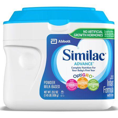 Similac Advance Baby Formula