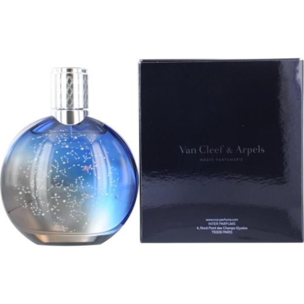 Midnight In Paris by Van Cleef & Arpels Edt Spray 4.2 Oz For Men