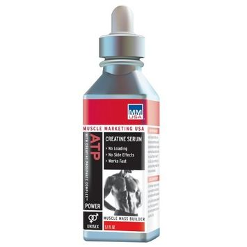 Mmusa ATP Plus Glucosamine Joint Serum Raspberry 5.1 fl. oz