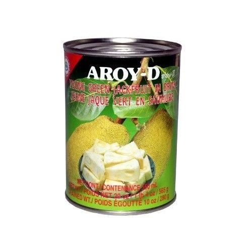 Aroy D Aroy-D Young Green Jackfruit In Brine 20 oz