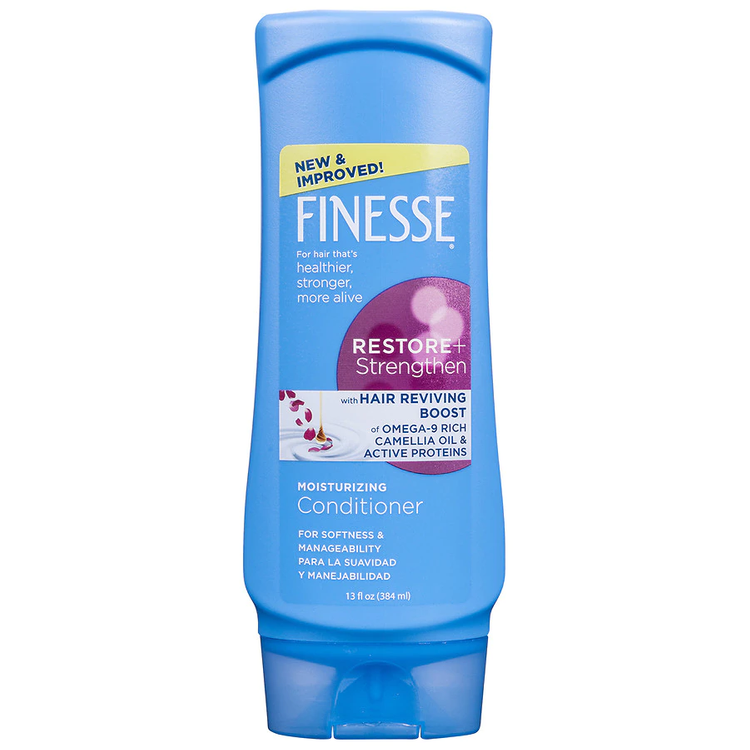 Finesse Restore + Strengthen Moisturizing Conditioner