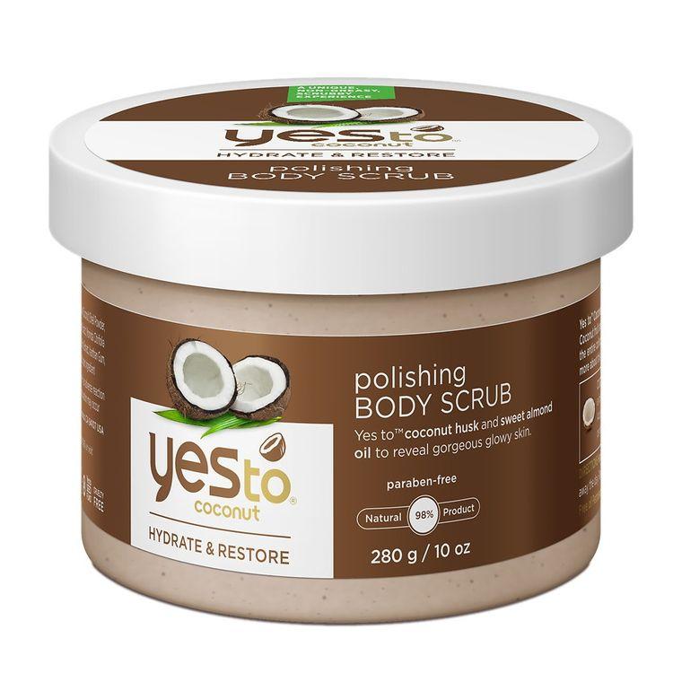 Yes To Coconut Polishing Body Scrub