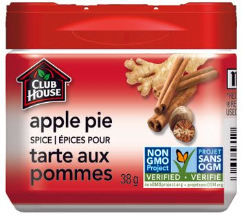 Club House Apple Pie Spice
