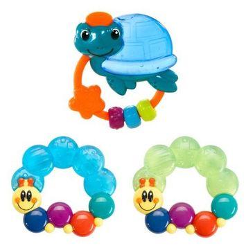 Baby Einstein Multi Color Teether Bundle