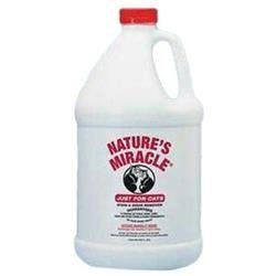Natures Miracle Just For Cats Stain & Odor Remover