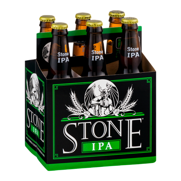 Stone IPA India Pale Ale - 6 PK