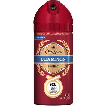 Old Spice Champion Body Spray