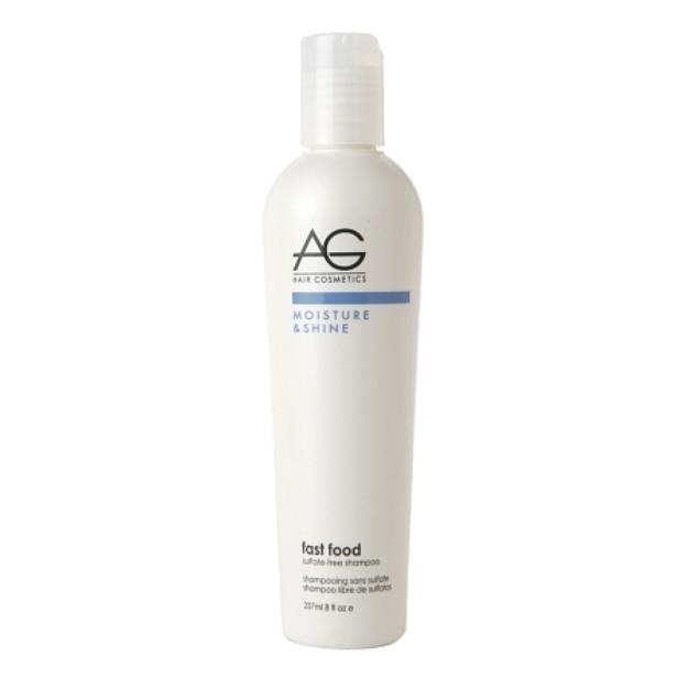 AG Moisture & Shine Fast Food Sulfate-Free Shampoo