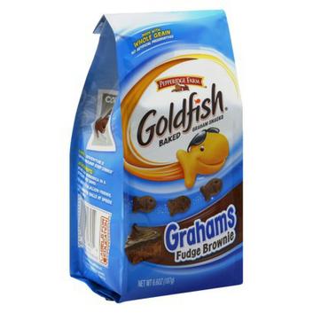 Pepperidge Farm® Goldfish® Xtra Chocolatey Grahams Snacks
