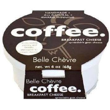 Belle Chevre Coffee Chevre Breakfast Cheese (6 ounces)