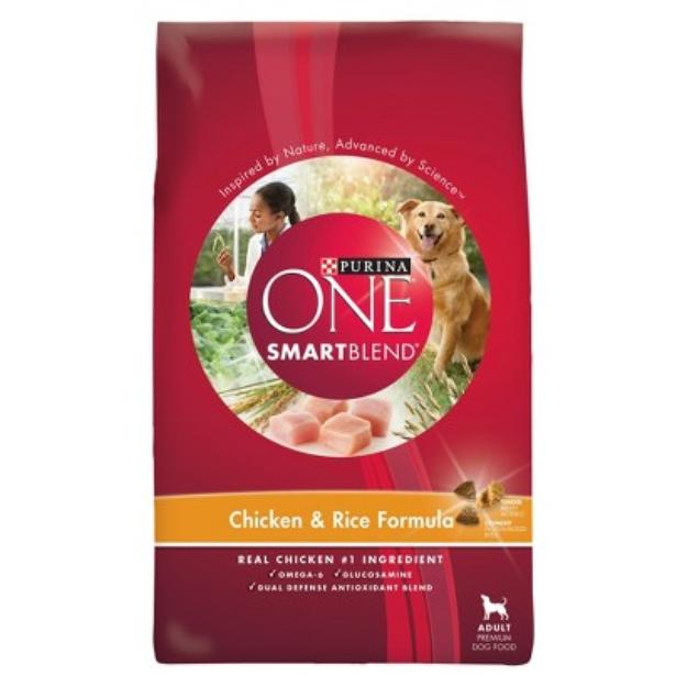 PURINA ONE® Chicken & Rice Dry Dog