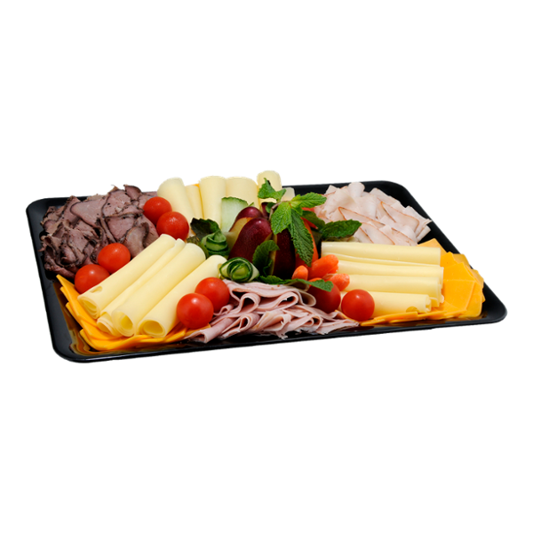 Boar's Head Deli Platter Lower Your Salt Meat & Cheese Serves 8-12