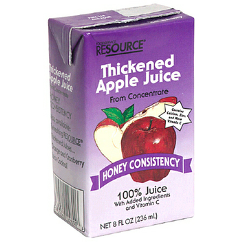 Resource Thickened Apple Juice