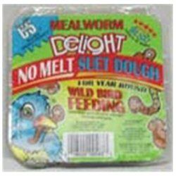 C & S Products Meal Worm Delight Suet Dough