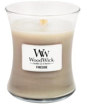 Woodwick Candle WoodWick Candle Medium Fireside Jar