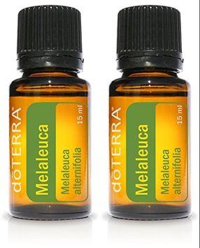 doTERRA Melaleuca Essential Oil 15 ml (2 pack)