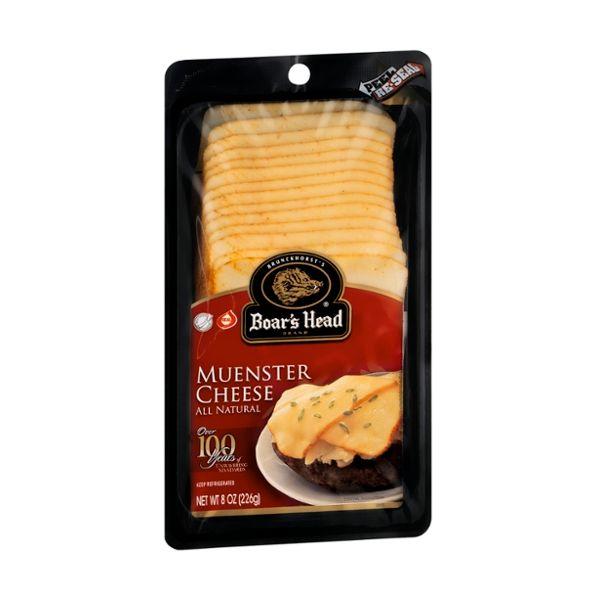 Boar's Head Muenster Cheese