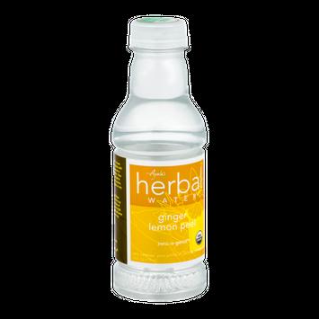 Ayala's Herbal Water Ginger Lemon Peel