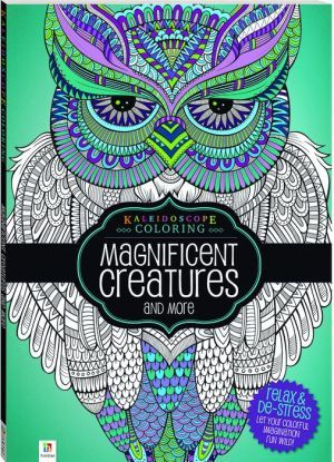Kaleidoscope Coloring Magnificent Creatures
