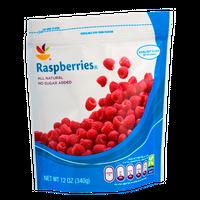 Ahold Raspberries