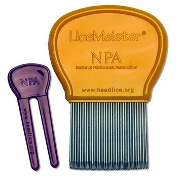 The LiceMeister® Comb
