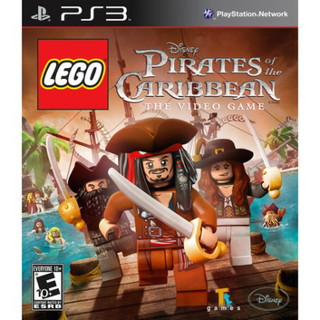 Disney LEGO Pirates of the Caribbean: The Video Game (PlayStation 3)