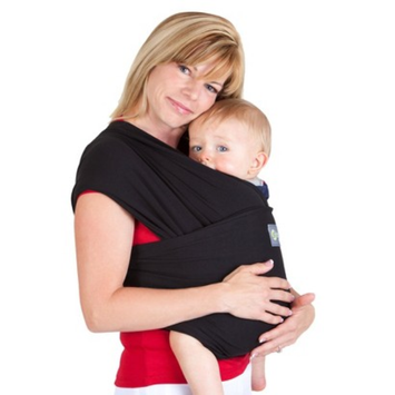 Boba Wrap Classic Baby Carrier - Black
